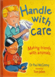 Handle with care marking friends with animals by Paul McGreevy